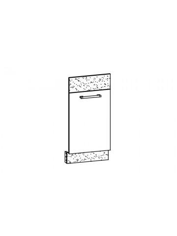 Front do zmywarki z ukrytym panelem MODENA MD23