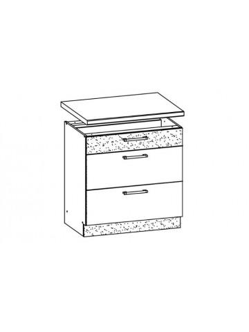 Szafka kuchenna dolna z szufladami MODENA MD28 (bez blatu)