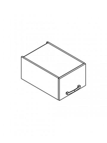 XL WO40/28N szafka górna pozioma nad słupek