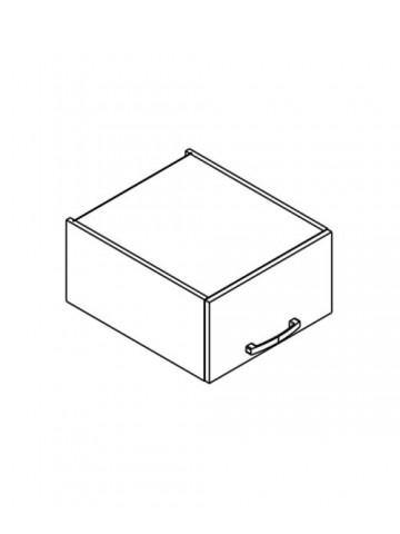 XL WO50/28N szafka górna pozioma nad słupek