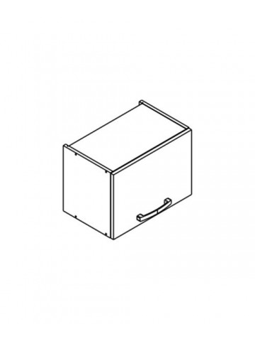 XL WO50/36 szafka górna pozioma z drzwiami