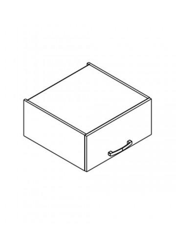 XL WO60/28N szafka górna pozioma nad słupek