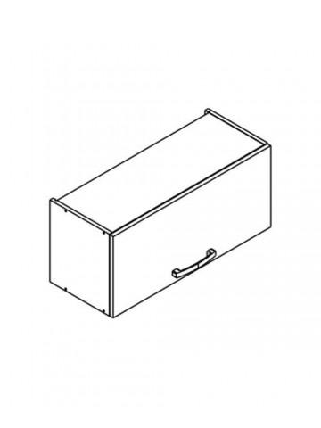 XL WO80/36 szafka górna pozioma z drzwiami