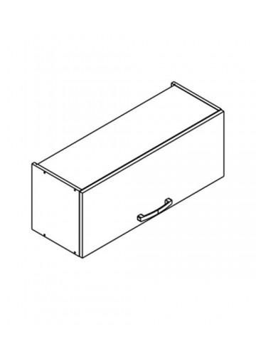 XL WO90/36 szafka górna pozioma z drzwiami