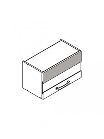 XL WOW60/36 szafka górna pozioma z witryną
