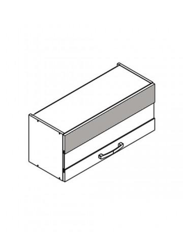 XL WOW80/36 szafka górna pozioma z witryną