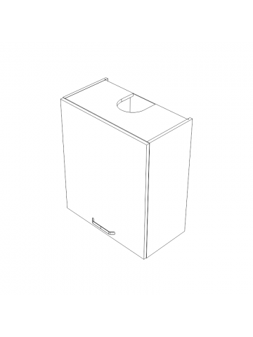KAMMONO W60.1/P1 szafka z okapem