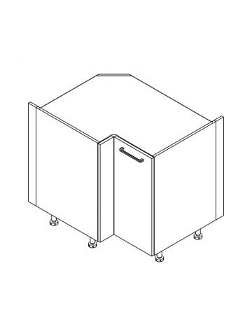 KAMMONO DRP90x70 kuchenna szafka narożna bez blatu