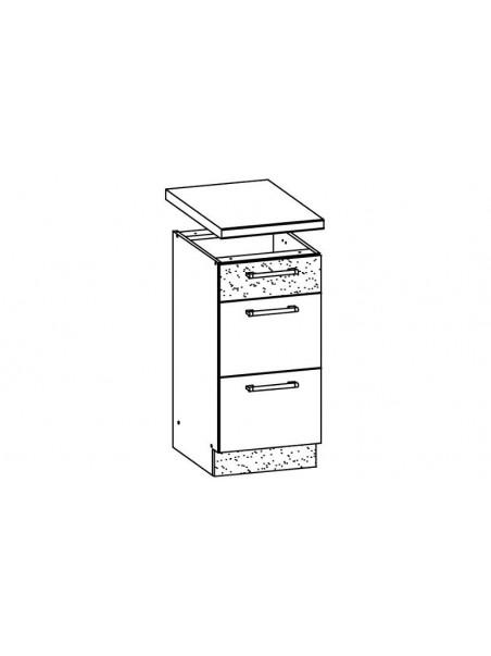 MODENA MD14/45 szafka dolna 3/szuflady