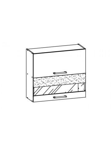 Szafka kuchenna górna pozioma MODENA MD9/80