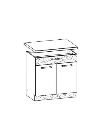 Szafka kuchenna dolna z szufladą MODENA MD20 (bez blatu)
