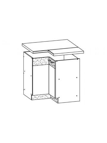 Dolna szafka kuchenna narożna MODENA MD21