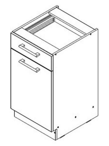 KAMDUO DS45/1 szafka dolna 45