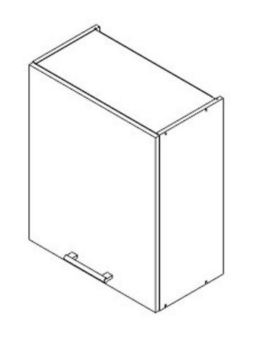 KAMDUO W6.1 szafka górna 60