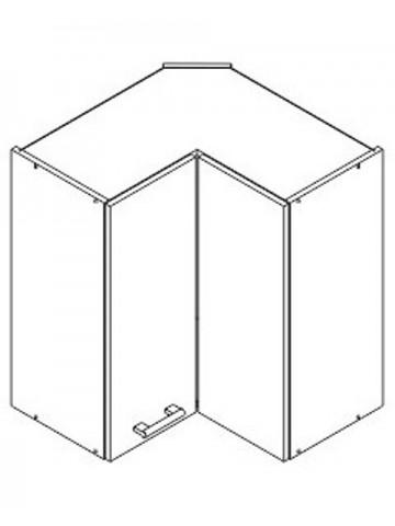 KAMDUO WRP6 szafka górna 60x60 narożna