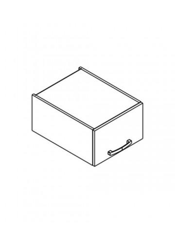 XL WO45/28N szafka górna pozioma nad słupek