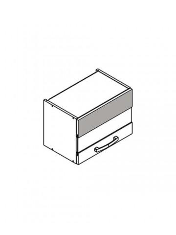 XL WOW50/36 szafka górna pozioma z witryną