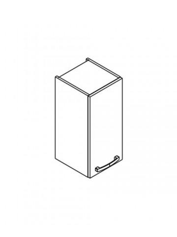 XL W30/64 szafka górna z drzwiami