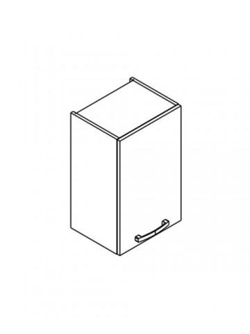 XL W40/64 szafka górna z drzwiami