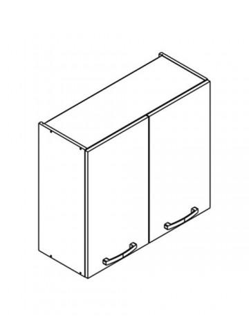 XL W80/72 szafka górna z drzwiami