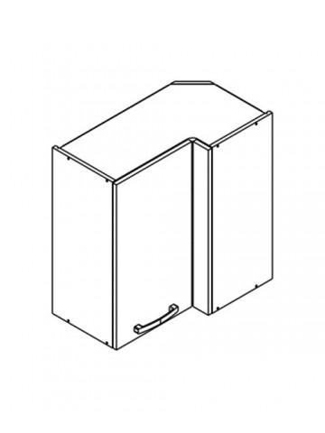XL WRP7x4/72 szafka górna narożna z drzwiami L/P
