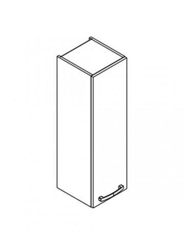 XL W30/100 szafka górna z drzwiami