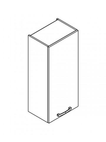 XL W45/100 szafka górna z drzwiami