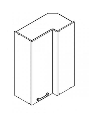 XL WRP7x4/100 szafka górna narożna z drzwiami L/P