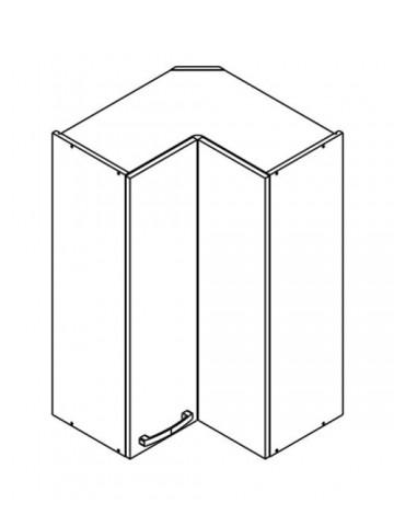 XL WRP6/100 szafka górna narożna z drzwiami