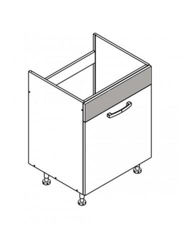 XL DZ60 szafka dolna pod zlewozmywak