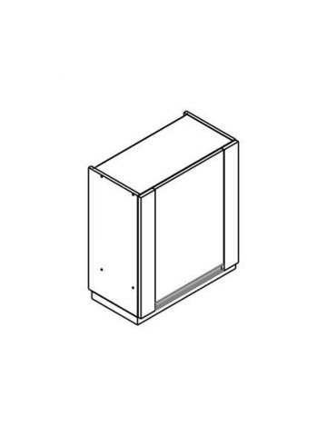 SOFT W60.1/64 szafka górna z okapem