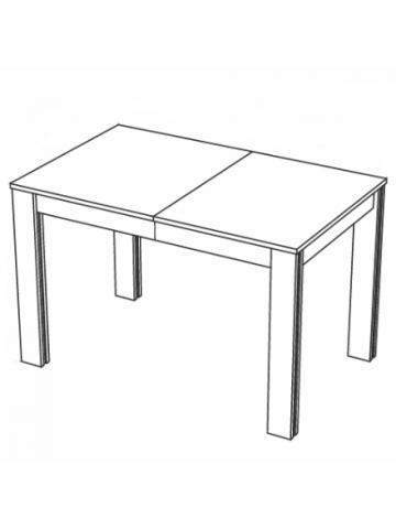 SOFT Stół rozkładany
