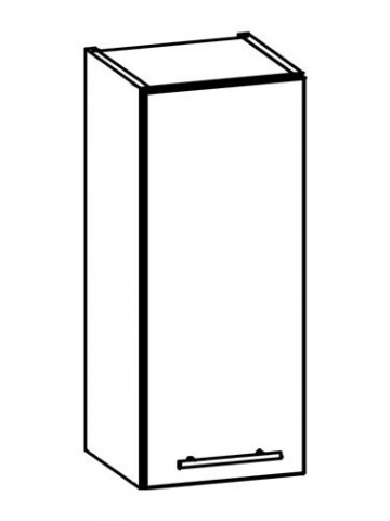 Szafka górna z drzwiami T2/G30 L/P TIFFANY