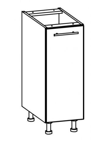 Szafka dolna z drzwiami T14/D30 L/P TIFFANY