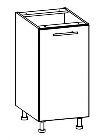 Szafka dolna z drzwiami T15/D40 L/P TIFFANY