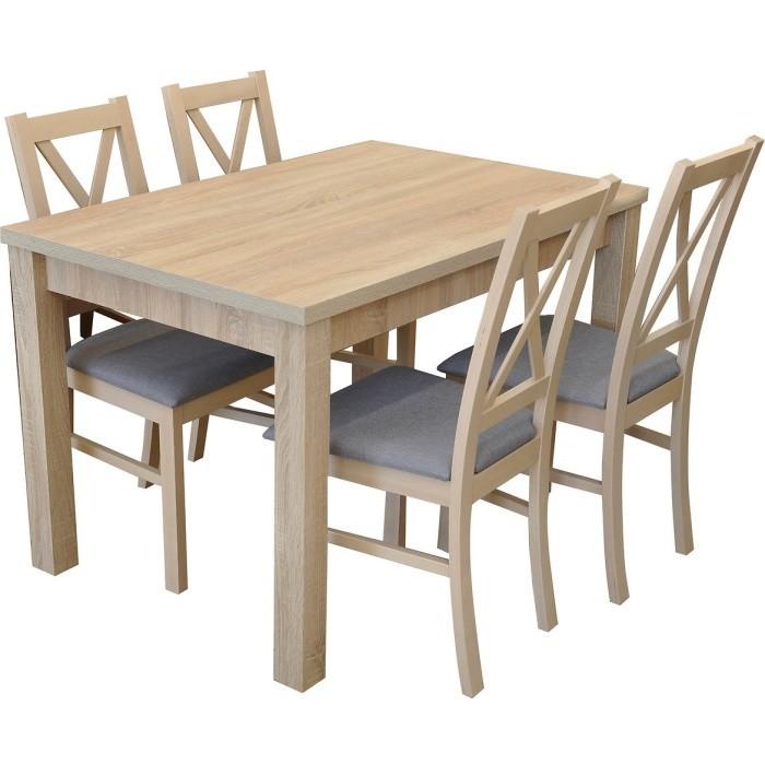 Stoły z krzesłami   Krzesła i stoły do salonu   Meblowyraj.pl
